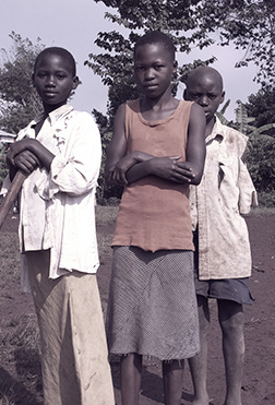 children uganda